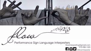 Flow Performance Sign Language Interpreters - Athena Project Sponsor