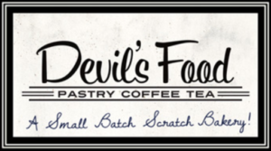 Devil's Food Bakery - Athena Project Arts Sponsor