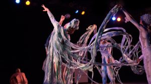 Athena project features the work of female dancers and choreographers.