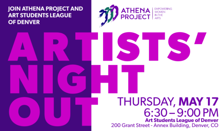 Artists' Night Out - May 2018