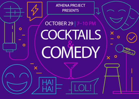 2018 Cocktails & Comedy