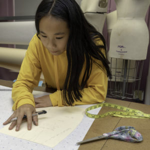 Girls Design Fashion Summer Camp - Athena Project