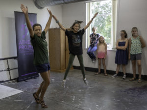 Girls Improv Summer Camp - Athena Project