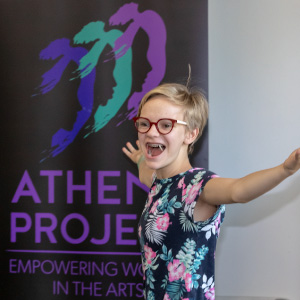 Girls Stand Up - An Athena Project Summer Camp