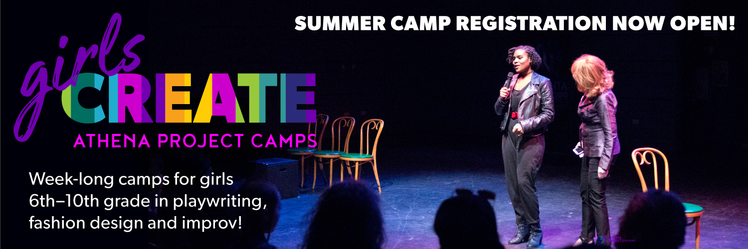 Girls Create Summer Camps 2019